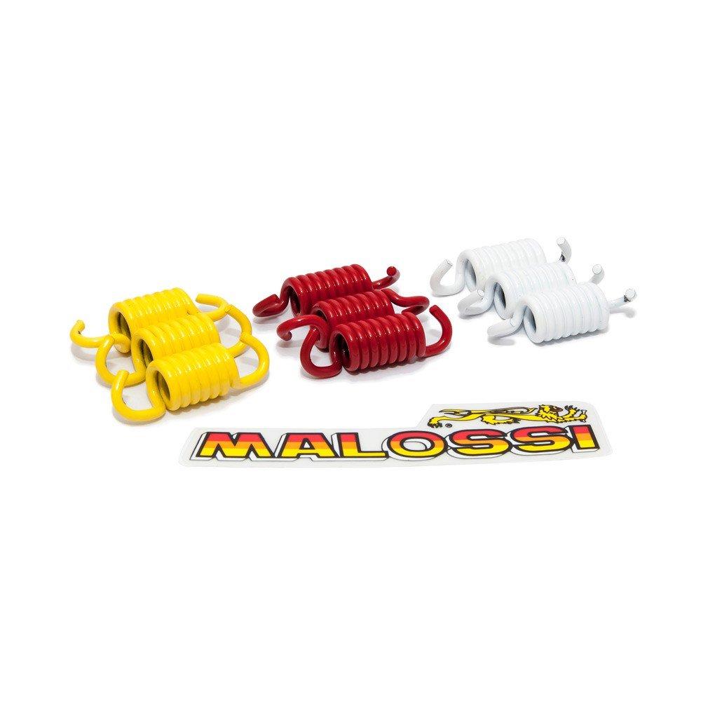 Plumas Malossi Embrague para Honda, Piaggio, Yamaha Piaggio Leader/Quasar 125 - 300 CCM de 4 del Motores: Amazon.es: Coche y moto