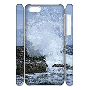 SYYCH Phone case Of Beautiful Seaside Scenery Cover Case For Iphone 5C