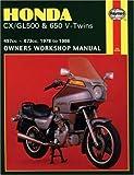 Honda CX/GL500 & 650 - V-Twins: 497cc-673cc., 1978 to 1986 (Owners' Workshop Manual) 1st by Haynes, John (1993) Paperback