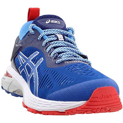 (ASICS Women's Gel-Kayano 25 Running Shoe (6.5 B(M) US, Indigo Blue/Directoire Blue))