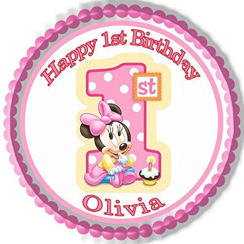 Surprising Minnie Mouse Cake Toppers Shop Minnie Mouse Cake Toppers Online Funny Birthday Cards Online Kookostrdamsfinfo