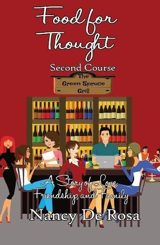 Book: Food for Thought - Second Course by Nancy Ann DeRosa