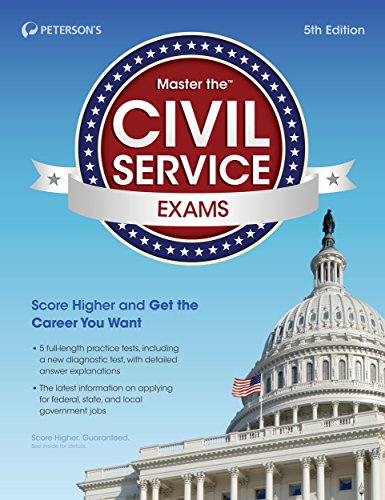 Image of Master the Civil Service Exams