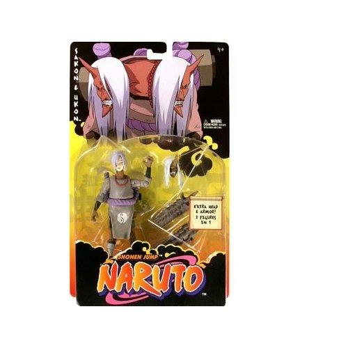 Naruto Deluxe > Sakon & Ukon Action Figure (Poseable Naruto Action Figure)