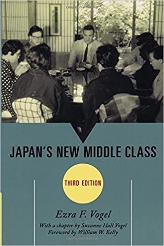 image for Japan's New Middle Class (Asia/Pacific/Perspectives)