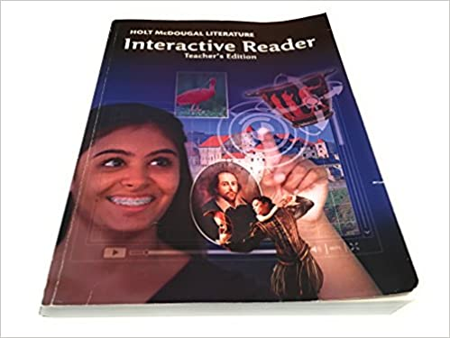 Holt mcdougal literature interactive reader teachers edition grade holt mcdougal literature interactive reader teachers edition grade 9 1st edition fandeluxe Image collections
