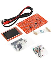 """Oscilloscope DIY Kit for JYETech 'DSO 138' w/Clip Probe by Nooelec. Low Cost Digital Storage Oscilloscope with 2.4"""" TFT LCD. Model DSO138; SKU 13803K"""