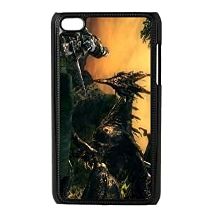 ipod 4 Black Dark Souls phone cases&Holiday Gift