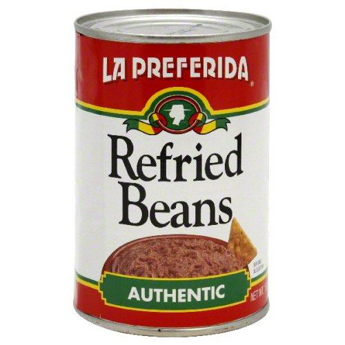 La Preferida Refied Beans, 16-Ounce (Pack of (La Preferida Refried Beans)