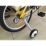 Variable Speed Bicycle Training Wheels-adjustable Children's Training Wheels(16 to 24-inch)