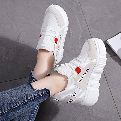 Women Thirty White Autumn Wear White KPHY In Shoes Women'S Shoes Four xWq4wWv8Ip