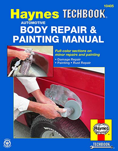 Automotive Body Repair & Painting Haynes TECHBOOK