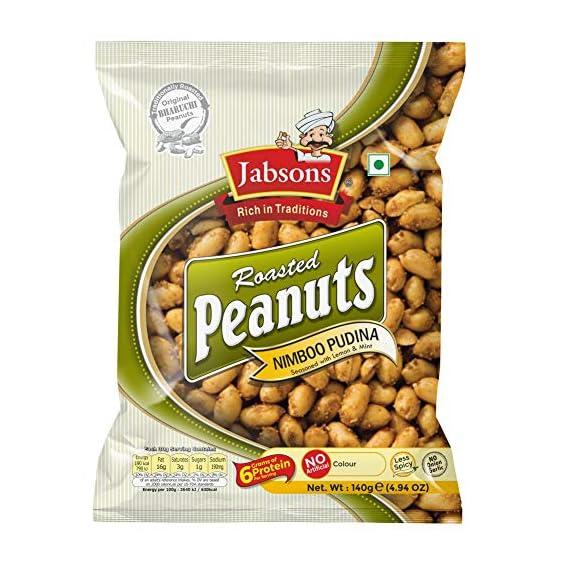 Jabsons Peanut Nimboo 140 Grams
