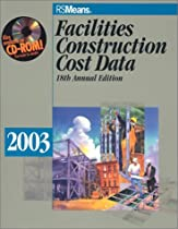 Facilities Construction Cost Data 2003