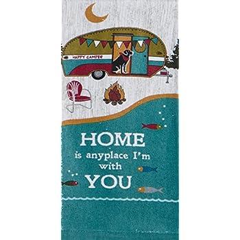 Amazon Com Kay Dee Designs Camping Adventures Chambray