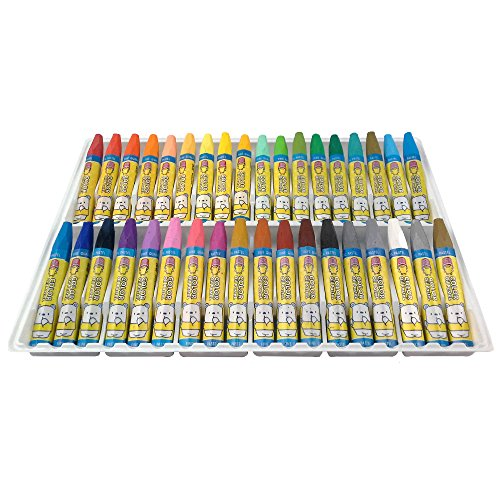 36 Pieces Art Crayons Ture Color Oil Pastel