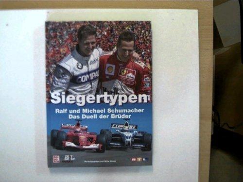 Siegertypen: Ralf und Michael Schumacher
