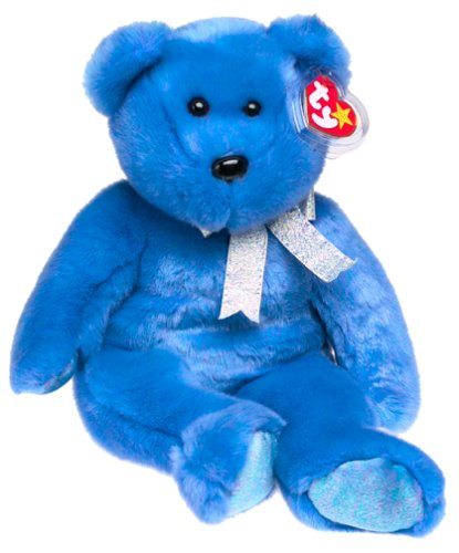 0ffca008f8c Amazon.com  Beanie Buddies Ty Clubby Bear II  Toys   Games