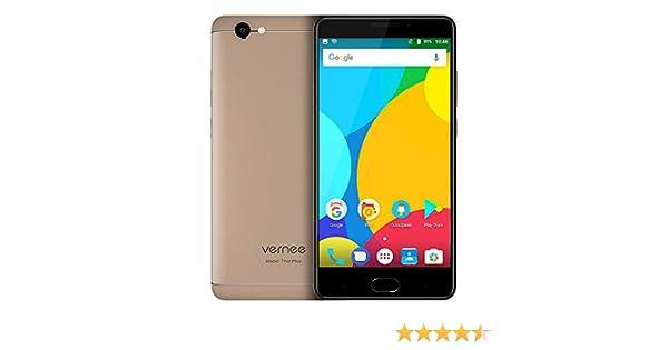 Vernee Thor Plus - Smartphone libre 4G Android 7.0 (Pantalla AMOLED de 5,5 pulgadas, 6200mAh batería en 7,9 mm espesor visible, Octa Core 3 GB RAM 32 GB ROM: Amazon.es: Electrónica