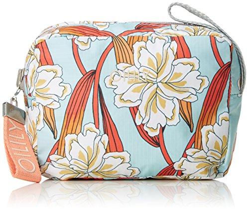 Bolso Mujer Chiaro 22x36x48 Godere Turquesa Ornamento Travelbag bxht Cm Shz turchese Oilily HZpx6TqIww