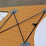 Stand-Up-Paddle-Gonflable-Tavola-gonfiabile-SUP-ALL-AROUND-Stand-Up-Paddle-Board-con-tappetino-antiscivolo-in-colore-legno-Kit-ideale-per-principianti-Colore-Wood-Dimensione-335x81x15cm