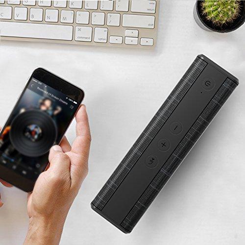 bluetooth speaker doss soundbox color portable wireless. Black Bedroom Furniture Sets. Home Design Ideas