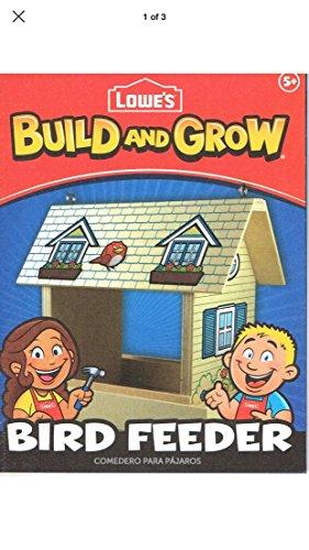 Build and Grow Bird Feeder