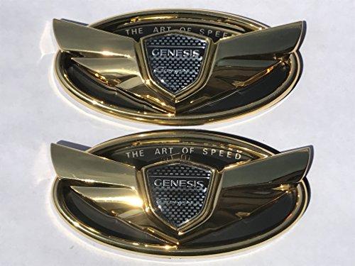 s 2010-2017 Gold Fit for Hyundai Genesis