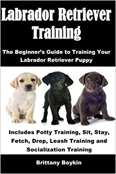 Labrador Retriever Training: The Beginner's Guide to Training Your Labrador Retriever Puppy: Includes Potty Training, Sit, Stay, Fetch, Drop, Leash Training and Socialization Training