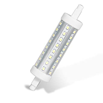 LOHAS R7S Bombillas LED, Regulable, 118mm 10W, Equivalentes a Lámparas halógenas de 100W