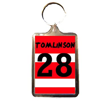 Footie Gifts Louis Tomlinson - Llavero (Nombre y número ...