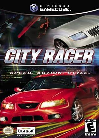 Amazon. Com: city racer: video games.