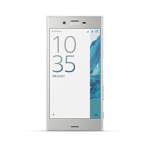 26 opinioni per Sony Xperia XZ 4G 32GB Platinum- smartphones (Flat, TFT, 1920 x 1080 pixels,
