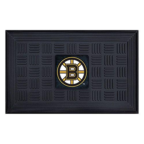 FANMATS NHL Boston Bruins Vinyl Door Mat