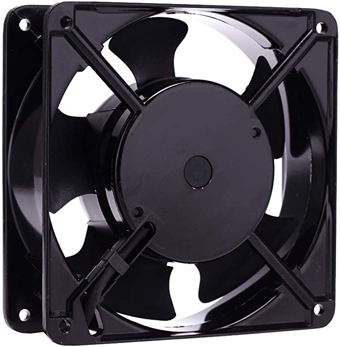 Zhanye 120mm Fan Computer AC 1238 High Spee Axial Cooling Exhaust 110V by 125V
