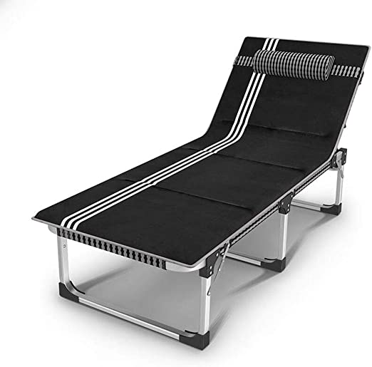 Gflyme Tumbona sofá Cama Plegable reclinable Tumbona Tumbona ...