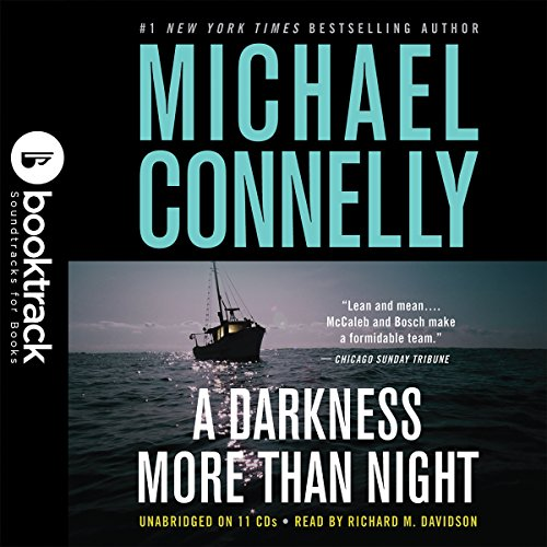 A Darkness More Than Night: Booktrack Edition Audiobook [Free Download by Trial] thumbnail
