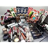 100 pcs Lot Brand Name Cosmetics FREE SHIPPING Loreal, Maybelline, NYX and.. by Unknown