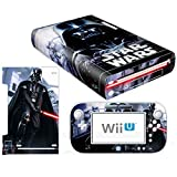 Vanknight Vinyl Decal Skin Sticker for Wii U Console and Controller Review
