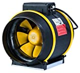 Can Fan Pro Series 863 CFM Max Fan, 8''