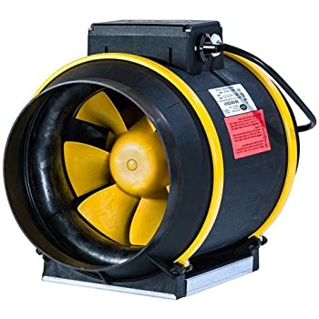 Can Filter Group 736748 Can Pro Series 863 CFM Max Fan, 8