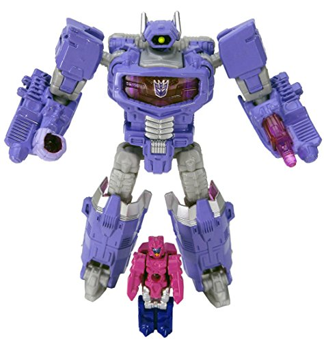 Transformers Legends series LG24 Shockwave&Cancer