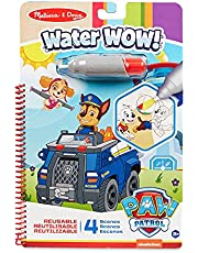 Melissa & Doug PAW Patrol Water Wow! - Chase Water Reveal Travel Activity Pad