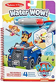 Melissa & Doug PAW Patrol Water Wow! - Chase Water Reveal Travel Activity