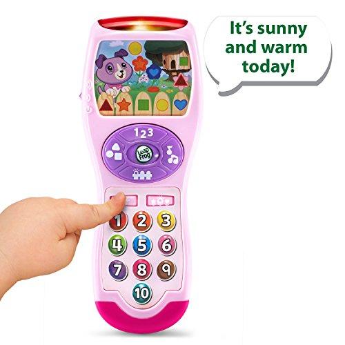 51YRd0jy6DL - LeapFrog Violet's Learning Lights Remote, Pink