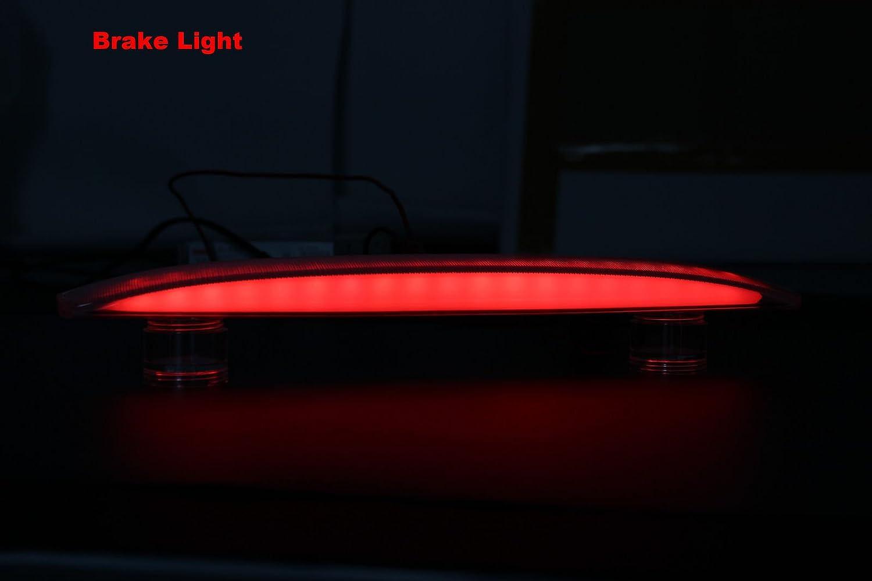 Side Marker Light Lens Multiple Manufactures AU2555102C Standard No variation