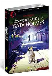 Los misterios de la gata Holmes: Amazon.es: Jiro Akagawa