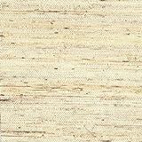 York Wallcoverings CP9345 Grasscloth Book Grasscloth Wallpaper, Cream