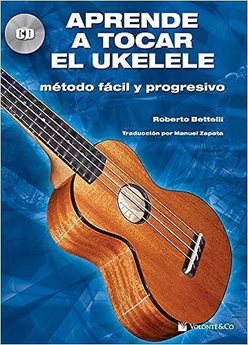 APRENDE A TOCAR EL UKULELE+CD (Didattica musicali): Amazon.es ...