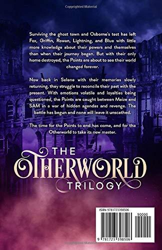 Everlast (The Otherworld Trilogy): Lacy Sheridan ...